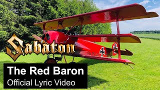 SABATON - The Red Baron ( Lyric)
