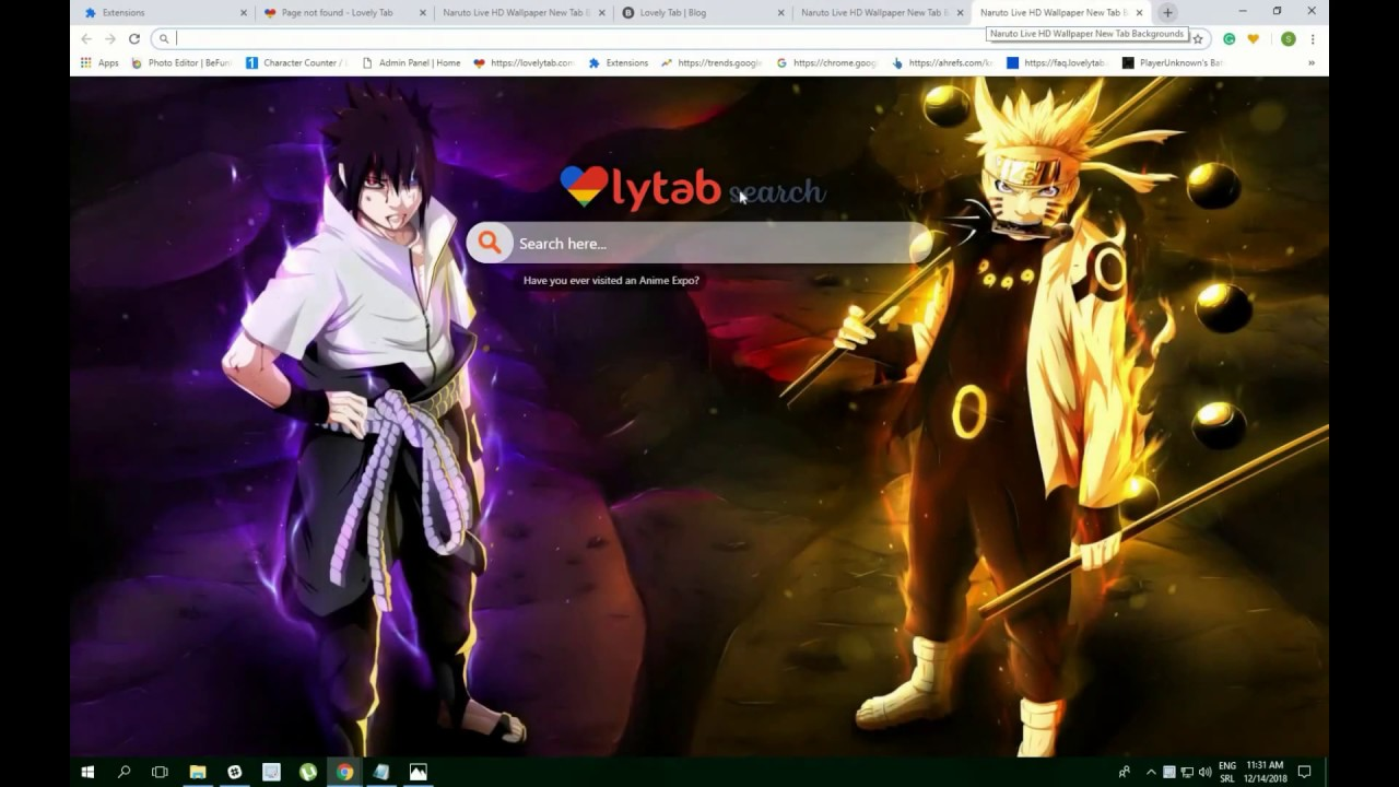 Cool Hd Naruto Wallpapers For Chrome Must Have Youtube