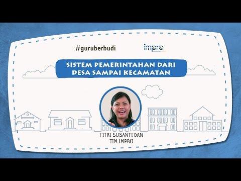 IPS SD: Sistem Pemerintahan Desa Kecamatan