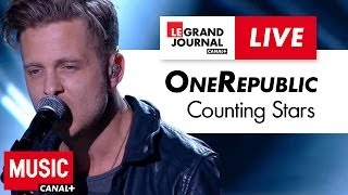 OneRepublic - Counting Stars - Live du Grand Journal