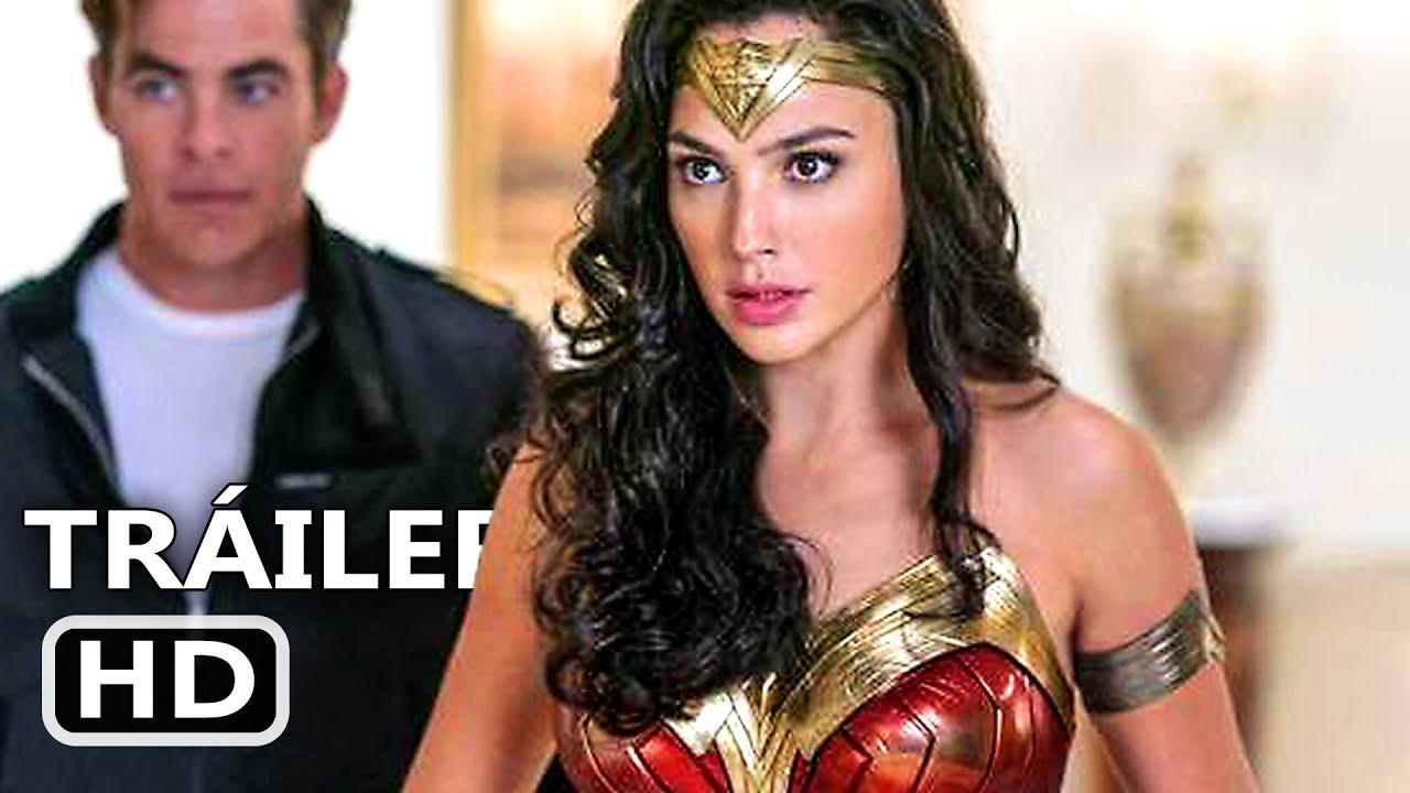 WONDER WOMAN 2 Tráiler # 2 (Nuevo 2020) Gal Gadot, Wonder Woman 1984