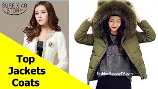 Top 50 Best Jackets and Coats for Women | Best Basic Jackets for Ladies S6