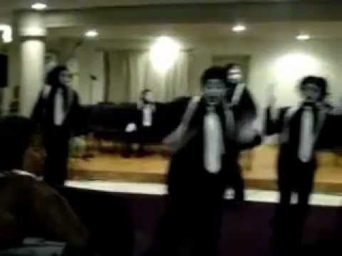 Mt. Vernon Missionary Baptist Church Psalms150 Mime Ministry-Favor