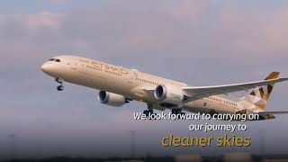 The ecoDemonstrator programme | Etihad Airways