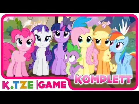 My Little Pony Regenbogenläufer 🌈 Deutsch - Ganze Folgen der App | Komplett