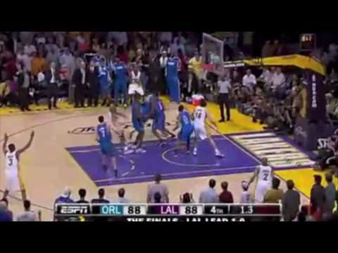 NBA top 10 Blocks season 2008-2009
