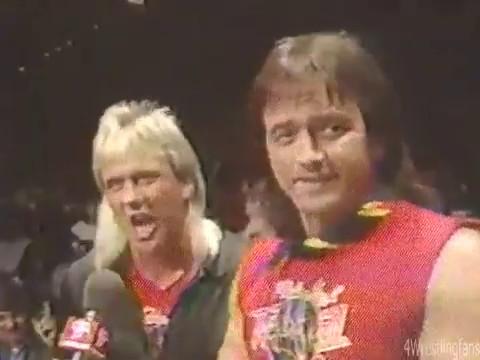 NWA Worldwide Wrestling 1/31/87