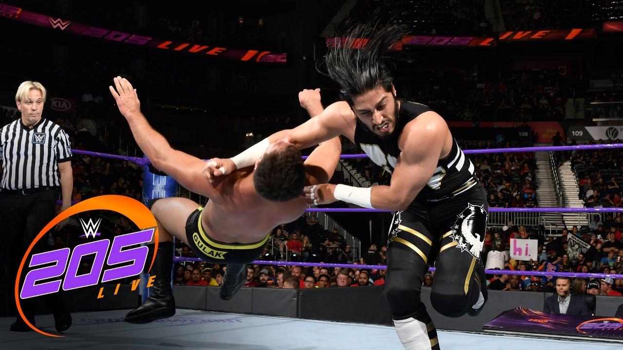 Download Mustafa Ali vs. Drew Gulak: WWE 205 Live, May 30, 2017