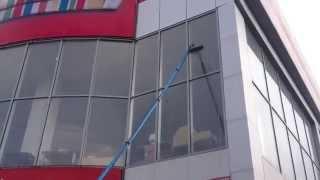 Помывка фасадов зданий по новейшей технологии.(, 2013-04-12T14:09:51.000Z)