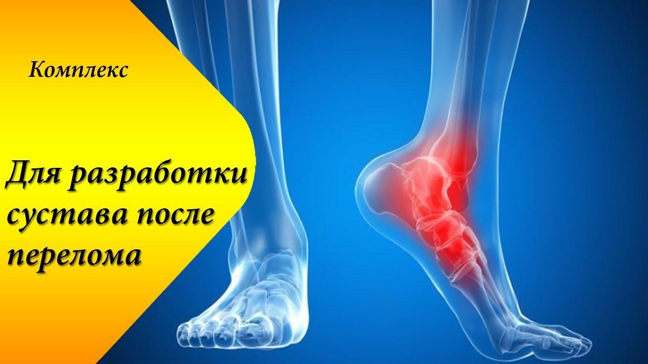Реабилитация после перелома коленного сустава после снятия гипса скайп все анатомические элементы сустава появляются в каком возрасте