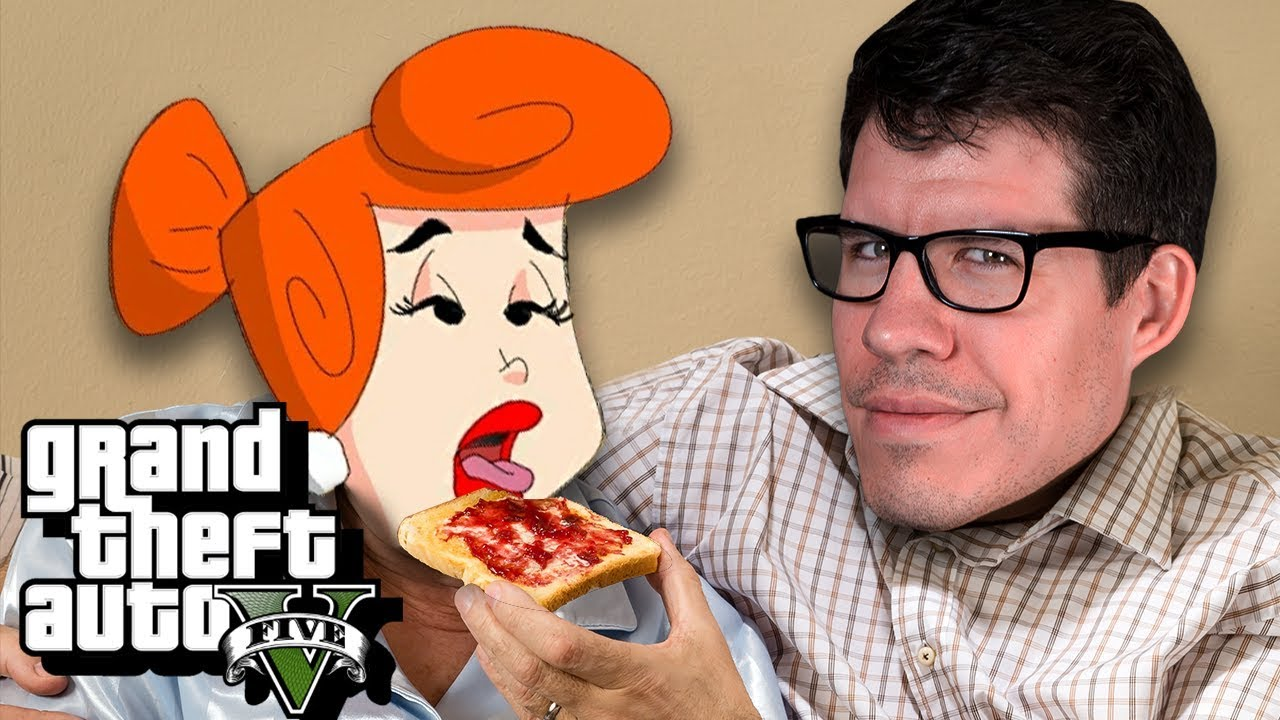 CARTOON COITUS - GTA 5 Gameplay