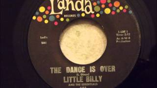 Little Billy and The Essentials - The Dance Is Over - Fantastic Philly Doo Wop