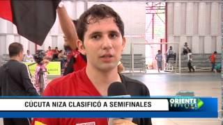 Video Cucuta Niza clasifico a Semifinales - Oriente Noticias download MP3, 3GP, MP4, WEBM, AVI, FLV Oktober 2018