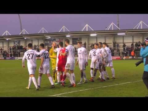 HIGHLIGHTS | Fylde 0 - 0 Barnet (Fylde win on penalties!)