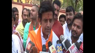 Modi Ji has destroyed cast politics, says Ravi Kishan as BJP sweeps most of India