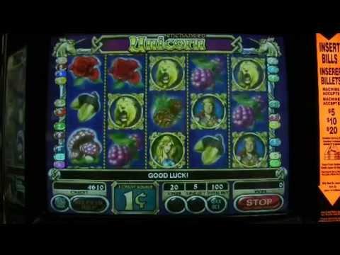 Video Slots enchanted unicorn