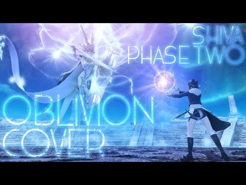 【FFXIV Cover】【Lyrics on Screen】Oblivion (Shiva - Phase 2)【Caity Cat】