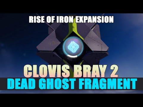 Destiny Rise Of Iron - Clovis Bray 2 Dead Ghost Fragment Location