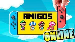 NUEVO MULTIJUGADOR CON AMIGOS!! ACTUALIZACION de SUPER MARIO MAKER 2