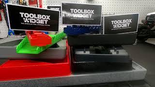 TOOLBOX WIDGET Saved me so much space!!!