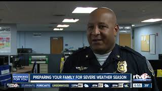 Severe Weather Preparedness Week: Preparing your family for severe weather season