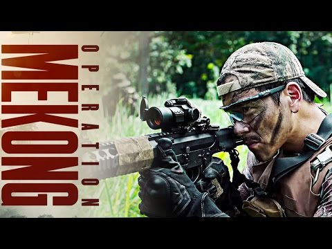 OPERATION MEKONG (2016) Official US Trailer | Eddie Peng