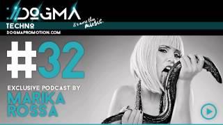 Video Marika Rossa – Techno Live Set // Dogma Techno Podcast [March 2015] download MP3, 3GP, MP4, WEBM, AVI, FLV Desember 2017