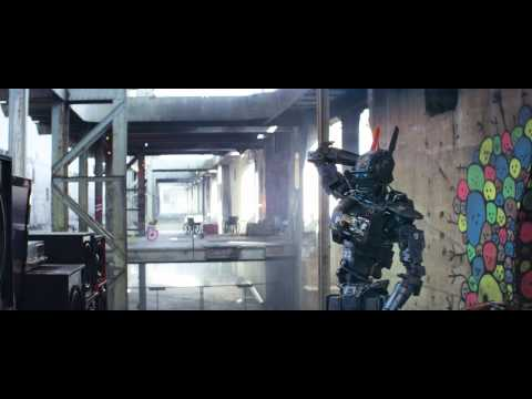 Trailer do filme Chappie