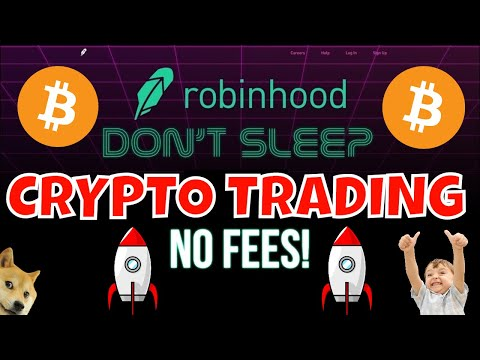 Robinhood Crypto App Review! In App Crypto Purchase!