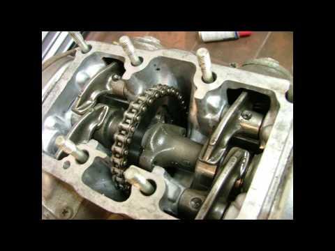 1973 Honda CB350 Engine Rebuild Photo Slideshow pt. 6