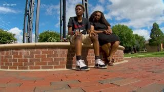 Mother speaks out after her son was racially targeted at school