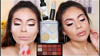 SUMMER DRUGSTORE MAKEUP 2018: EASY CUT CREASE | JuicyJas