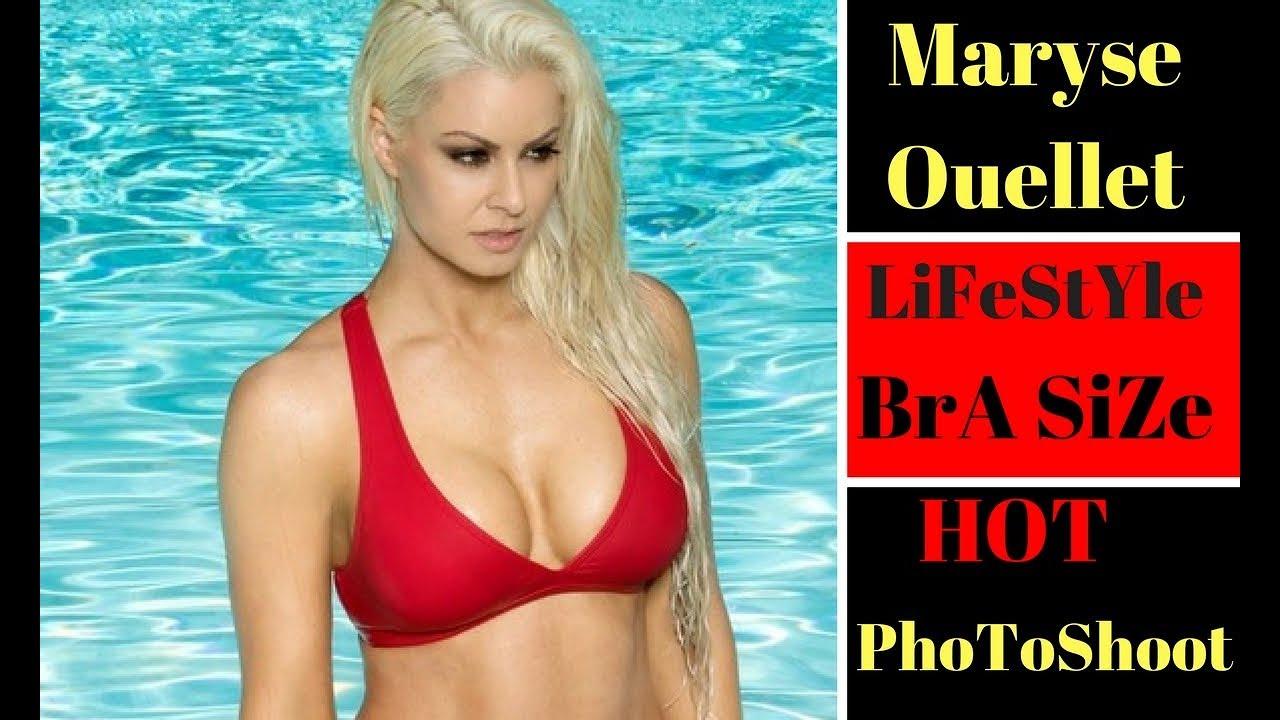 WWE Maryse Biography★Lifestyle★Family★Bra Size★Hight