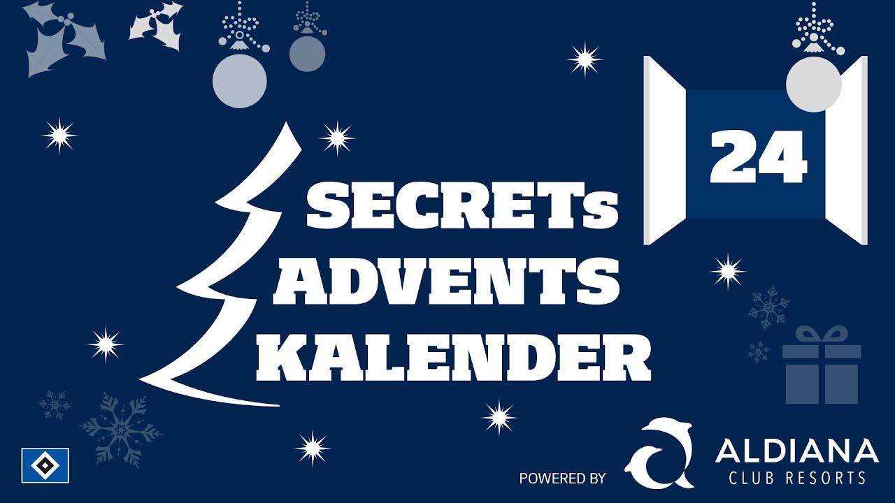 Frohe Weihnachten Hsv.24 Törchen Secrets Adventskalender Aaron Hunt Hsv Imclips Net