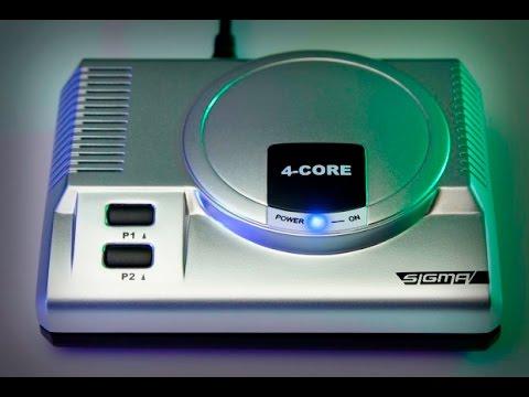 RetroEngine Sigma Emulator Console Indiegogo - #CUPodcast