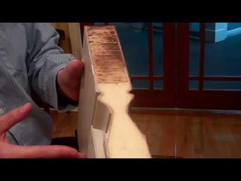 Therma-Tru Classic Craft Fiberglass Entry Door