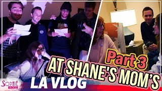Behind the scenes at Shane Dawson Mom's Place!