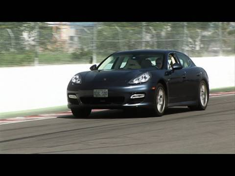 Car Review: 2010 Porsche Panamera 4S and Turbo