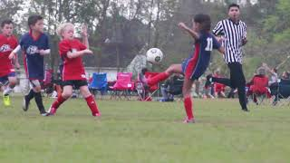 i9 Sports 352- Jacksonville Soccer Highlights 10/20