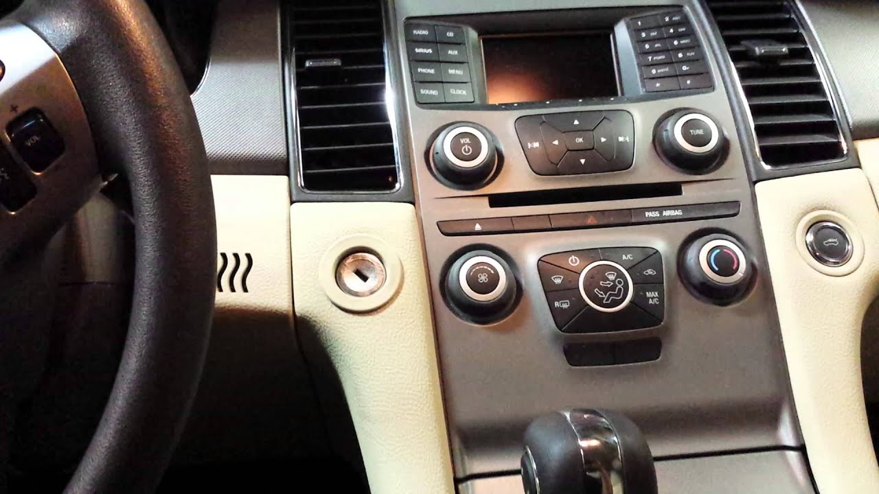 2013 Ford Taurus Factory Style Remote Start Youtube Infiniti Add On