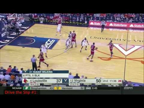 Rick Pitino: How to Attack a Packline Defense