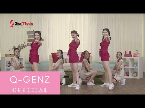 [Q-Genz 巧千金] 满满丰盛 MV首播 --《满满丰盛� (Official HD MV)