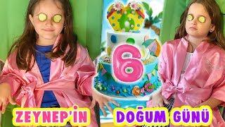Zeynep'in Sürpriz Doğum Günü Partisi | Zeynep's Suprise Birthday | EvcilikTV
