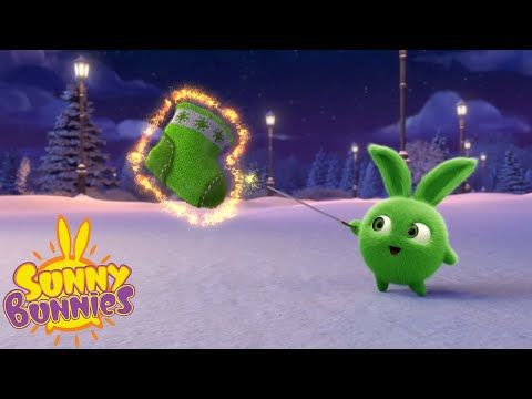 SUNNY BUNNIES - Christmas Stockings | Season 4 | Cartoons For Children