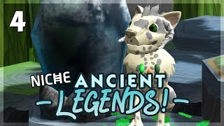 Thawing the Glaciers of Summer! | Niche Let's Play • Ancient Legends - Episode 4