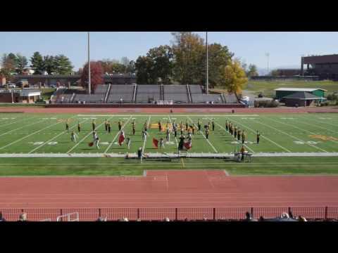 Chuckey Doak High School Band - 2016 Hilltopper Invitational