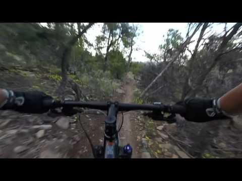 4/20 mountain bike ride in Tunnel Canyon, West Ridge and Birdhouse Ridge w/ MTB Gilster