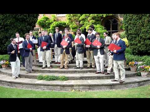 Gentlemen of St John's College Cambridge 2