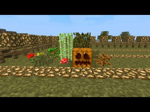 Plants Vs Zombies In Minecraft Youtube