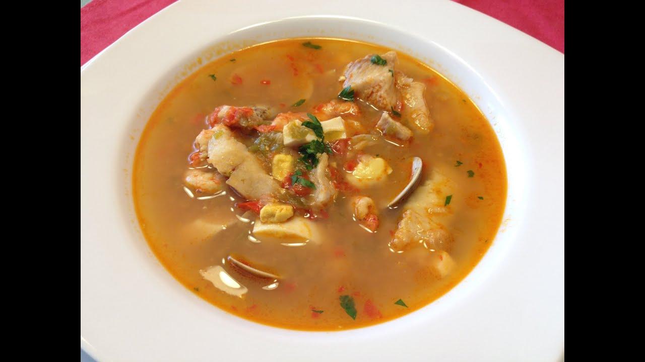 Bonito recetas de cocina sopa de pescado fotos receta de - Lazy blog cocina ...